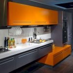 90 Amazing Kitchen Remodel and Decor Ideas With Colorful Design (18)