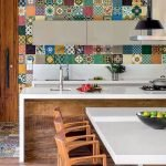 90 Amazing Kitchen Remodel and Decor Ideas With Colorful Design (21)