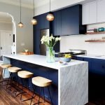 90 Amazing Kitchen Remodel and Decor Ideas With Colorful Design (22)