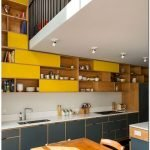 90 Amazing Kitchen Remodel and Decor Ideas With Colorful Design (25)