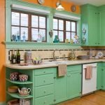 90 Amazing Kitchen Remodel and Decor Ideas With Colorful Design (27)