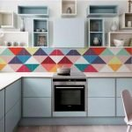 90 Amazing Kitchen Remodel and Decor Ideas With Colorful Design (32)