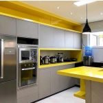 90 Amazing Kitchen Remodel and Decor Ideas With Colorful Design (34)