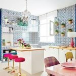 90 Amazing Kitchen Remodel and Decor Ideas With Colorful Design (36)