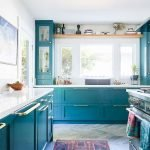 90 Amazing Kitchen Remodel And Decor Ideas With Colorful Design (38)