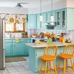 90 Amazing Kitchen Remodel and Decor Ideas With Colorful Design (4)