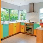 90 Amazing Kitchen Remodel and Decor Ideas With Colorful Design (41)