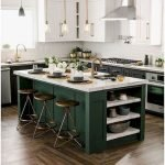 90 Amazing Kitchen Remodel and Decor Ideas With Colorful Design (43)