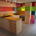 90 Amazing Kitchen Remodel And Decor Ideas With Colorful Design (49)