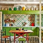 90 Amazing Kitchen Remodel and Decor Ideas With Colorful Design (53)