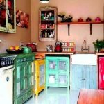 90 Amazing Kitchen Remodel And Decor Ideas With Colorful Design (54)