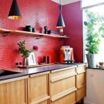 90 Amazing Kitchen Remodel and Decor Ideas With Colorful Design (57)