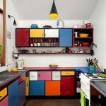 90 Amazing Kitchen Remodel And Decor Ideas With Colorful Design (59)