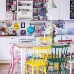 90 Amazing Kitchen Remodel And Decor Ideas With Colorful Design (6)