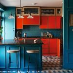 90 Amazing Kitchen Remodel And Decor Ideas With Colorful Design (61)