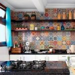 90 Amazing Kitchen Remodel and Decor Ideas With Colorful Design (65)