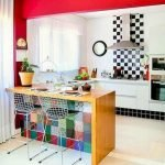 90 Amazing Kitchen Remodel and Decor Ideas With Colorful Design (7)