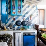 90 Amazing Kitchen Remodel and Decor Ideas With Colorful Design (72)