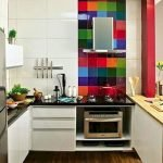 90 Amazing Kitchen Remodel And Decor Ideas With Colorful Design (74)