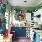 90 Amazing Kitchen Remodel and Decor Ideas With Colorful Design (76)