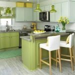 90 Amazing Kitchen Remodel and Decor Ideas With Colorful Design (79)