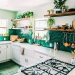 90 Amazing Kitchen Remodel and Decor Ideas With Colorful Design (82)