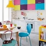 90 Amazing Kitchen Remodel and Decor Ideas With Colorful Design (88)