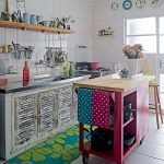 90 Amazing Kitchen Remodel and Decor Ideas With Colorful Design (9)