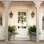 90 Awesome Front Door Colors and Design Ideas (11)