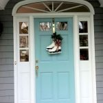 90 Awesome Front Door Colors and Design Ideas (12)