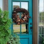 90 Awesome Front Door Colors and Design Ideas (16)