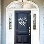90 Awesome Front Door Colors and Design Ideas (17)