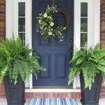 90 Awesome Front Door Colors and Design Ideas (2)