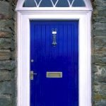 90 Awesome Front Door Colors and Design Ideas (26)