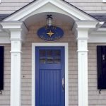 90 Awesome Front Door Colors and Design Ideas (30)
