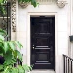90 Awesome Front Door Colors and Design Ideas (31)
