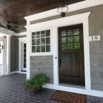 90 Awesome Front Door Colors and Design Ideas (32)