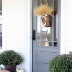 90 Awesome Front Door Colors and Design Ideas (36)