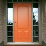 90 Awesome Front Door Colors and Design Ideas (37)