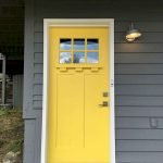 90 Awesome Front Door Colors and Design Ideas (4)