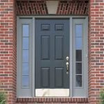 90 Awesome Front Door Colors and Design Ideas (40)
