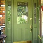 90 Awesome Front Door Colors and Design Ideas (41)