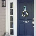 90 Awesome Front Door Colors and Design Ideas (42)