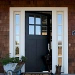 90 Awesome Front Door Colors and Design Ideas (47)