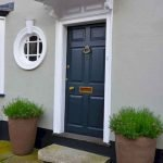 90 Awesome Front Door Colors and Design Ideas (48)