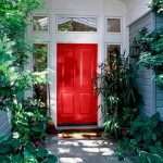 90 Awesome Front Door Colors and Design Ideas (5)