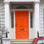 90 Awesome Front Door Colors and Design Ideas (50)
