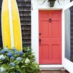90 Awesome Front Door Colors and Design Ideas (54)