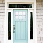 90 Awesome Front Door Colors and Design Ideas (57)