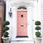 90 Awesome Front Door Colors and Design Ideas (59)